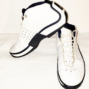 Jordan blue and white sneakers- size 13